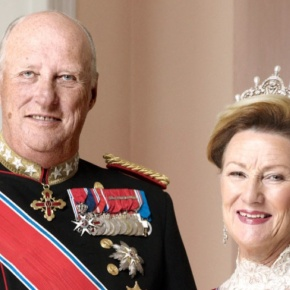 TMs King Harald and Queen Sonja of Norway Visit Turkey. (VIDEOS)