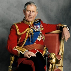 His Royal Highness The Prince of Wales Attends an Award Ceremony in London.