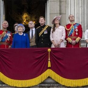 Celebrating Her Majesty Queen Elizabeth II's Official Birthday(VIDEOS)