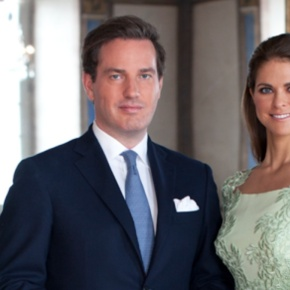 Her Royal Highness Princess Madeleine of Sweden is Pregnant! (VIDEO)