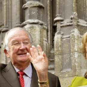 TMs King Albert II and Queen Paola Begin Their Farewell Tour of Belgium. (VIDEOS)