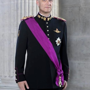 (VIDEOS) His Majesty King Philippe of Belgium Attends a Ceremony in Kortrijk.