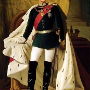 King Ludwig II of Bavaria. (VIDEOS)