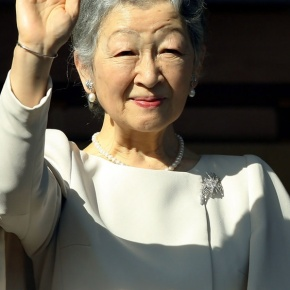 Her Imperial Majesty Empress Michiko of Japan Attends a Charity Concert. (VIDEO)