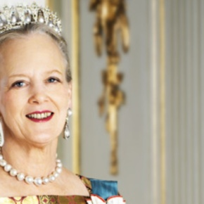 Her Majesty Queen Margrethe II of Denmark Visits Reykjavík, Iceland: Day Two.