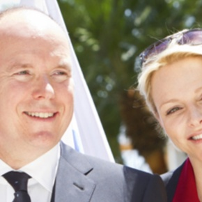 TSHs Prince Albert II and Princess Charlene of Monaco Participate in the 2013 Masters de Pétanque. (VIDEO)