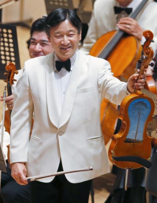 Image result for naruhito viola