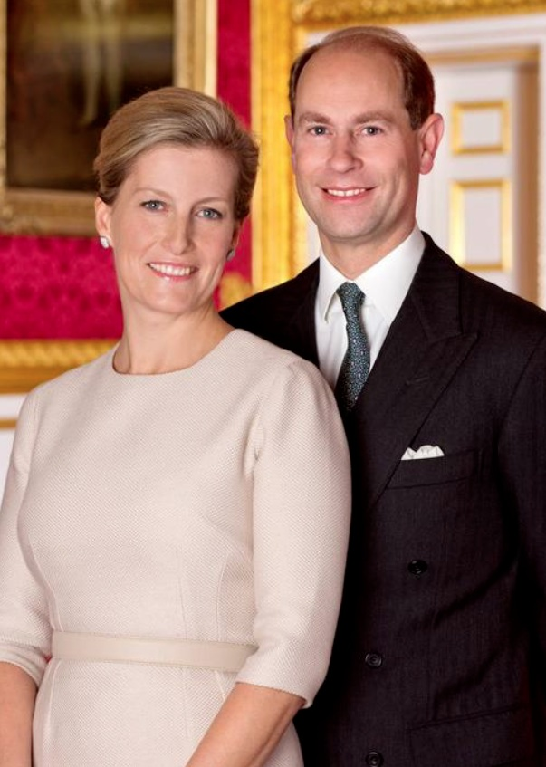 Countess Sophie Engagement Ring