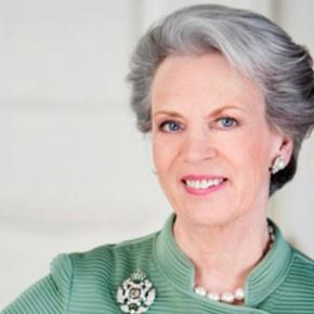 HRH Princess Benedikte of Denmark Visits the M/S Museet forSøfart.