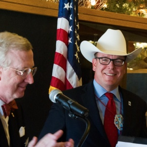 HSH Prince Albert II of Monaco Visits Wonderful Wyoming. (VIDEOS)
