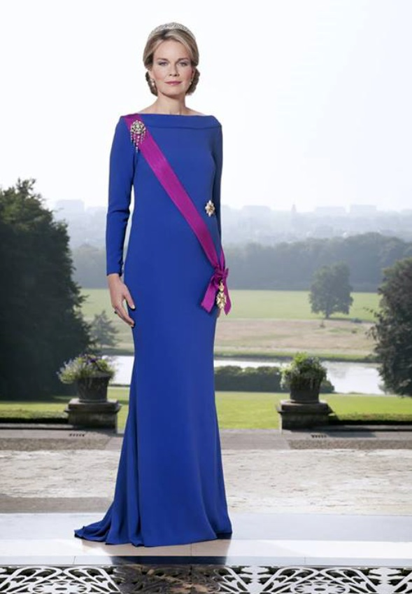VIDEOS) HM Queen Mathilde of Belgium Visits Ethiopia. – The Royal ... 541d24749