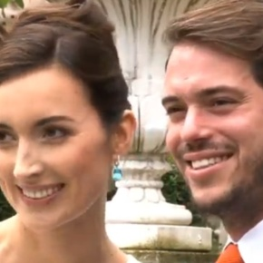 HRH Prince Félix of Luxembourg Finally Marries. (VIDEO)