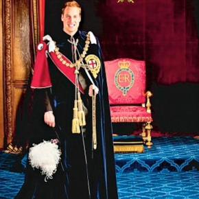 His Royal Highness The Duke of Cambridge Hosts a Dinner at Windsor Castle. (VIDEOS)