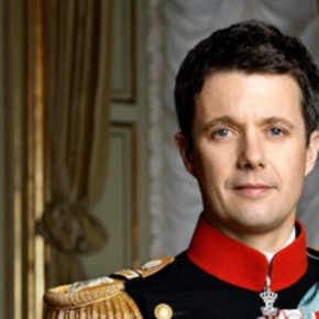 Crown Prince Frederik of Denmark Attends the EHF EURO 2014 Handball Championship.