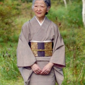 HIM Empress Michiko of Japan Attends a Concert in Tokyo. (VIDEO)