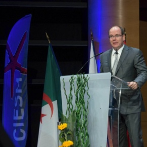 His Serene Highness Prince Albert II of Monaco Opens the 40th Congress of the CIESM. (VIDEO)