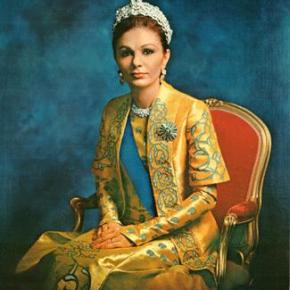 Empress Farah Pahlavi Celebrates Her Birthday.