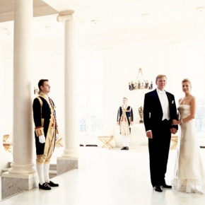 Their Majesties King Willem-Alexander and Queen Maxima of the Netherlands Visit Caracas, Venezuela.(VIDEO)