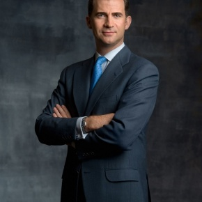His Royal Highness Prince Felipe of Asturias Opens a Conference. (VIDEO)