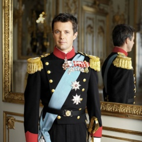 His Royal Highness Crown Prince Frederik of Denmark Visits Afghanistan.