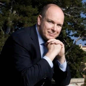 Prince Albert II of Monaco Participates in a Symposium in Paris, France. (VIDEO)