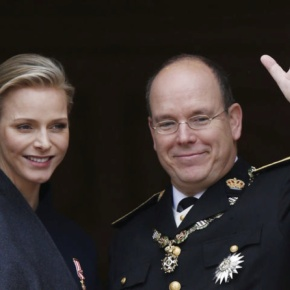 Members of the Princely Family of Monaco Celebrate Fête Nationale 2013. (VIDEOS)
