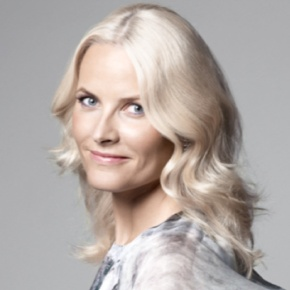 Her Royal Highness Crown Princess Mette-Marit of Norway Attends the 6th National Conference on Substance Abuse and Mental Health. (VIDEOS)