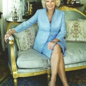 HRH The Duchess of Cornwall Opens a New Veterinary Hospital.
