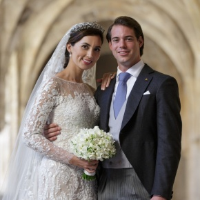 Their Royal Highnesses Prince Félix and Princess Claire of Luxembourg Are Expecting Their First Child.