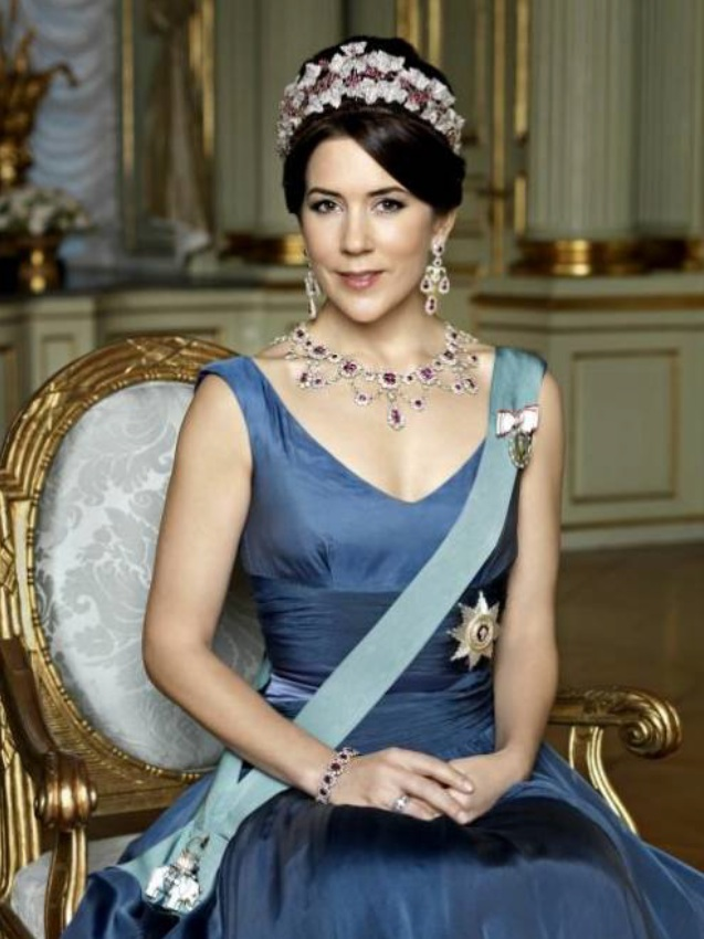Royal highness crown princess mary of denmark video the royal
