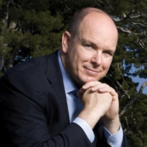 His Serene Highness Prince Albert II of Monaco Attends the Peace One Day Monaco Gala.