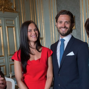 HRH Prince Carl Philip of Sweden Engaged to a Former Reality T.V. Star. (VIDEOS)