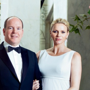 HSH Princess Charlene of Monaco Gives Birth to Healthy Baby Twins! (VIDEOS)