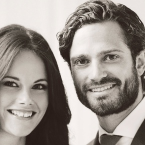 Wedding Date Set for His Royal Highness Prince Carl Philip of Sweden.