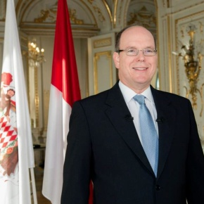 His Serene Highness Prince Albert II of Monaco Celebrates Mass at the Cathédrale de Monaco.