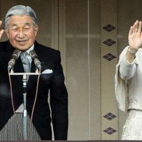 (VIDEOS) News Regarding TIMs Emperor Akihito and Empress Michiko of Japan.