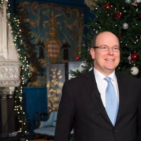 A New Year Message From His Serene Highness Prince Albert II of Monaco. (VIDEO)