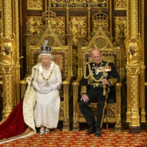 (VIDEOS) HM Queen Elizabeth II and the State Opening of Parliament2015.