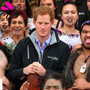 (VIDEOS) HRH Prince Harry of Wales Visits NewZealand.