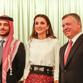 (VIDEOS) TMs King Abdullah II and Queen Rania of Jordan Celebrate Independence Day.