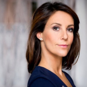 Her Royal Highness Princess Marie of Denmark Attends aMeeting.