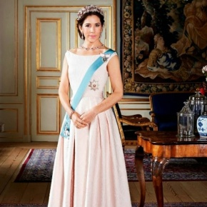 HRH Crown Princess Mary of Denmark Presents Awards.