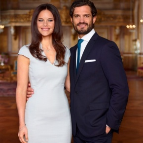 The Swedish Royal Court Releases a New Photos of HRH Prince Carl Philip and hisFiancée.