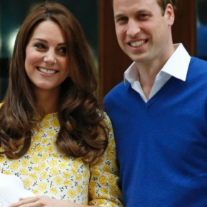 HRH Princess Charlotte of Cambridge to be Christened Next Month.