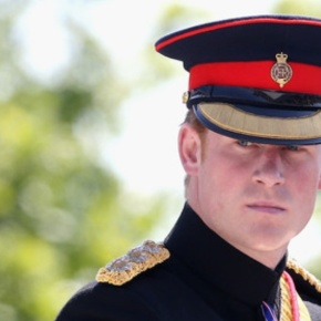 (VIDEO) HRH Prince Harry of Wales Attends a Service of Dedication.