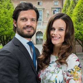 (VIDEO) Sofia and Prince Carl Philip: The SVT Interview.