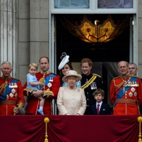 (VIDEOS)  Trooping the Colour2015