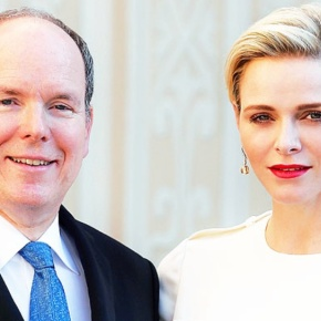 (VIDEOS) An Interview with TSHs Prince Albert II and Princess Charlene of Monaco.