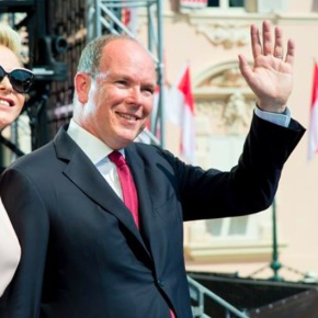 (VIDEOS) Celebrations in Monaco for HSH Prince Albert II.