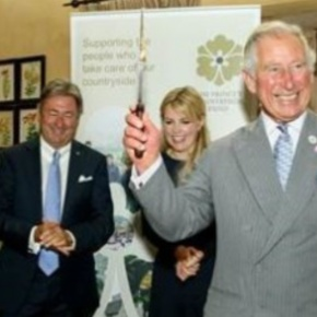 His Royal Highness The Prince of Wales Celebrates 5 Years of The Prince's Countryside Fund.